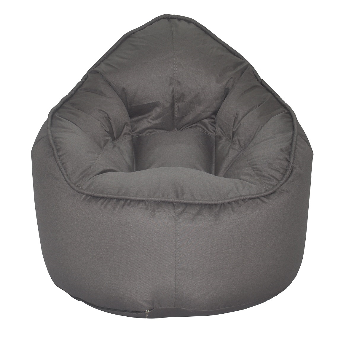 Fantastic The Pod Bean Bag Chair Grey Unemploymentrelief Wooden Chair Designs For Living Room Unemploymentrelieforg