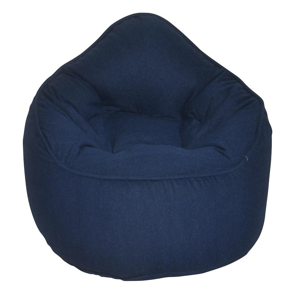 Cool The Pod Bean Bag Chair Jean Machost Co Dining Chair Design Ideas Machostcouk