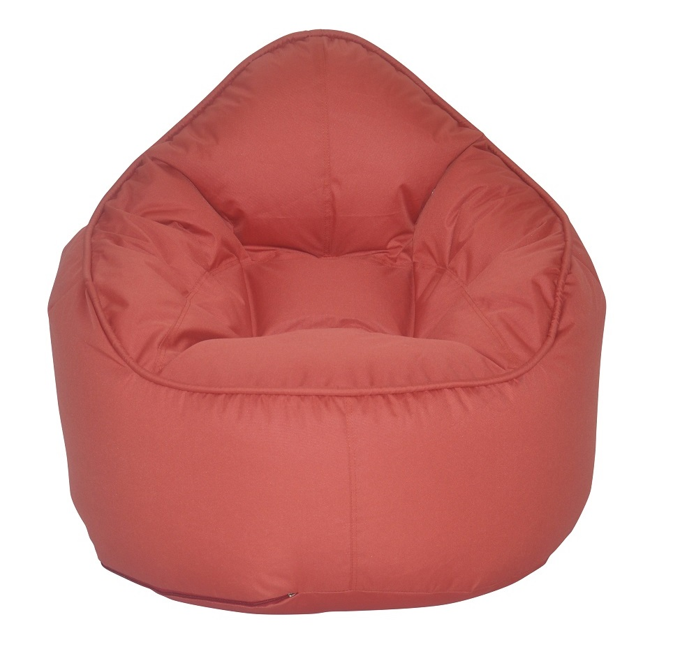 the pod  bean bag chair  red  -