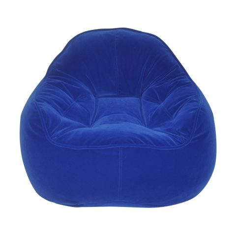 Mini Me Pod U2013 Bean Bag Chair U2013 Royal Blue