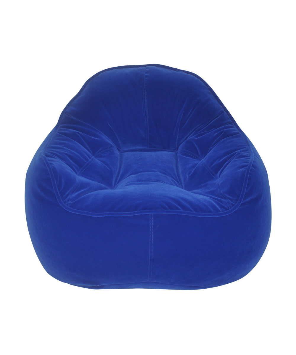 Pleasant Mini Me Pod Bean Bag Chair Royal Blue Ncnpc Chair Design For Home Ncnpcorg