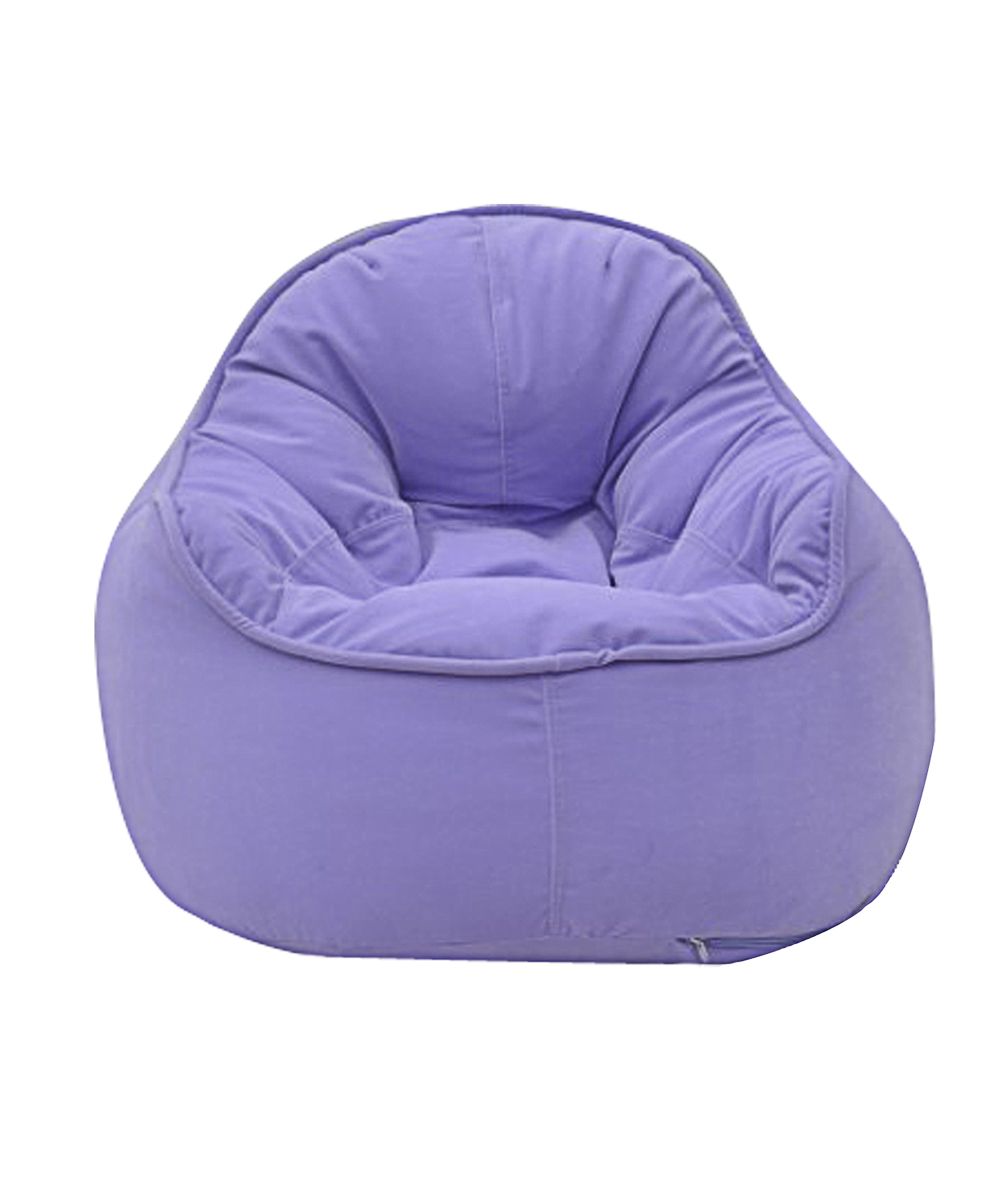 Stupendous Mini Me Pod Bean Bag Chair Light Purple Ncnpc Chair Design For Home Ncnpcorg