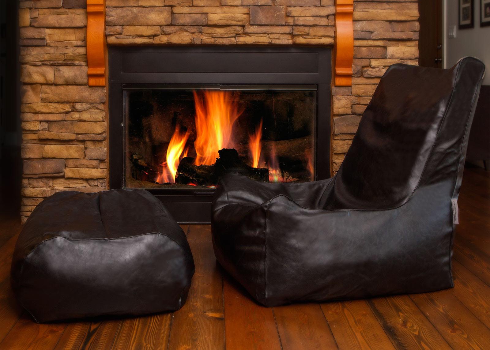 Groovy Zen Bean Bag Chair Black Alphanode Cool Chair Designs And Ideas Alphanodeonline